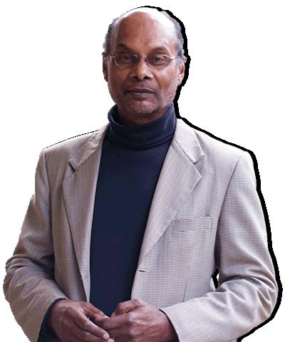 Joseph D'Souza Portrait