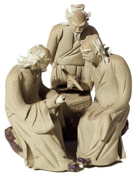 Statue of wise men
